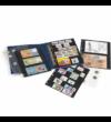 Album OPTIMA pentru timbre şi casetă de protecţie