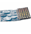 Album OPTIMA color, decorat cu monede