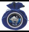 Taur, medalie zodiac, ambalată exclusiv