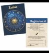 Săgetător, medalie zodiac, ambalată exclusiv