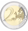 200 de ani de la descoperirea Antarcticii, 2 euro, Estonia, 2020