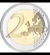 2 euro Desc. Antarcticii 200 ani Estonia