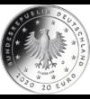 Lupul şi cei şapte iezi, 20 euro, argint, Germania, 2020
