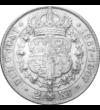 Nunta de Aur, 2 coroane, argint, Suedia, 1907