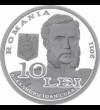 10 lei  argint de 999/1000  România  2011 - Moneda din argint pur emisă de BNR este dedicată aniversării a 150 de ani de la înfiinţarea primelor instituţii militare a României moderne. Aceste instituţii au fost înfiinţate pe vremea marelui domnitor