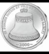 """medalie  Naşterea lui Iisus Hristos  argint pur     Naşterea lui Iisus Hristos este sărbătoarea creştină celebrată la 25 decembrie în fiecare an. Medalia pictată reprezintă naşterea Domnului  """"Sfânta Familie"""" este înfăţişată într-o peşteră  unde Fec"""