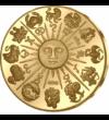 Vărsător, medalie zodiac, ambalată exclusiv