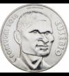 Eusebio – Pantera neagră, 7,5 euro, argint, Portugalia
