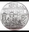Karel Zeman, 200 coroane, argint de 900/1000, Cehia, 2010
