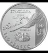 10 euro  argint de 900/1000  Slovacia  2012 - Anton Bernolák a fost un lingvist slovac  preot catolic şi fondatorul limbii literare slovace. În anul 1787 a codificat primul standard de limbă slovacă  care era bazat pe dialectele slovace occidentale