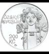 200 Kč Casa Municipală Ag proof2012 Republica Cehă