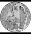 10 euro  Ján Cikker  Ag  bu  2011 Slovacia