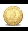 Grădina Edenului, pe monedă istorică din aur