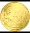 50 cenţi Regele Ferdinand I, CuNi, 2002-2019 UE