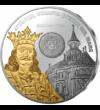 Ştefan cel Mare, set de 2 medalii ambalat exclusiv