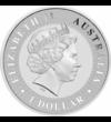 Ofertă de 5 uncii argint pur! Cangur din argint, 5x1 dolar, argint, Australia