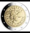 Asterix, 2 EUR, Franţa, 2019, calitate proof, ambalată în cutie exclusivă