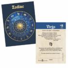 Fecioară, medalie zodiac, ambalată exclusiv