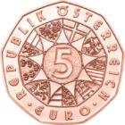 An nou fericit!, 5 euro, Austria, 2020