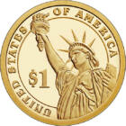 Pearl Harbor, 1 dolar, SUA, 2007-2016