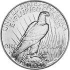 """""""PEACE""""– moneda păcii, 1 dolar, argint, SUA, 1921-1935"""