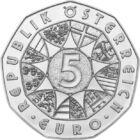 Unde este oul de Paşte?, 5 EUR, argint, Austria, 2019