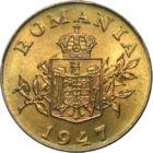 Moneda regelui Mihai I, 1 leu, România, 1947