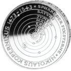 Ultimele 16 monede de 5 mărci, 16 x 5 mărci, argint, Germania, 1970-1979