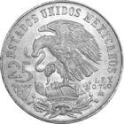 Olimpiada extremelor, 25 peso, argint, Mexic, 1968