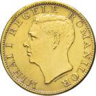 Moneda Regelui Mihai I, 500 lei, România, 1945