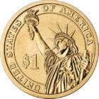 Mişcarea Husită, 1 dolar, SUA, 2007-2016