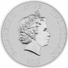 Regele Leu, argint pur