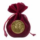"""Medalia """"Magii de la Răsărit"""", care poate fi agăţată pe pomul de Crăciun - ambalat elegant"""