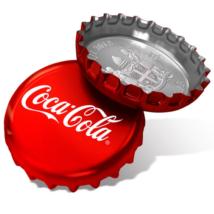 // 1 dolar, argint de 999/1000, Fiji // - Coca-Cola este una dintre cele mai sofisticate băuturi din epoca noastră. A fost inventată la sfârşitul secolului al XIX-lea, iniţial vândută ca un medicament, în prezent este dominanta pieţei băuturilor răcoritoa