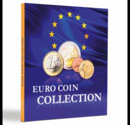 Album Presso pentru monede euro, seturi de monetărie