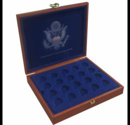 """Cutie exclusivă din lemn, colecţia """"Parcuri Naţionale SUA"""""""
