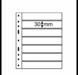 File de album OPTIMA Timbre, 7 straifuri