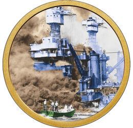 1 dolar, Pearl Harbor, 2007-2016 piese de colecţie