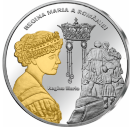 Regina Maria, medalie, România