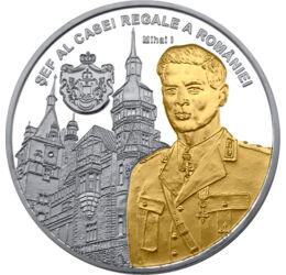Regele Mihai I, medalie, România