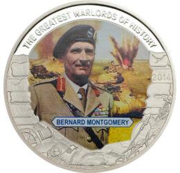 Comandantul operaţiunii D-day, 1 dolar, Palau, 2014
