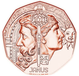 La mulţi ani!, 5 euro, Austria, 2021