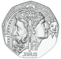 La mulţi ani!, 5 euro, argint, Austria, 2021