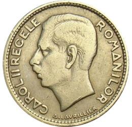 10 lei, Carol II, 1930, România