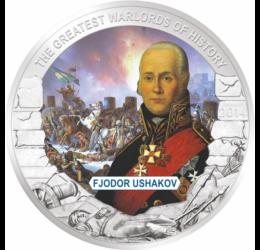 1 dolar, Usakov, Palau, 2014 Palau