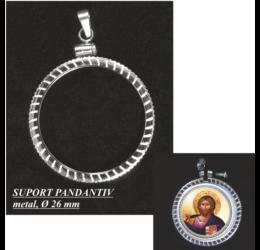 """Suport pandantiv pentru medalii, la colecţia """"Icoane şi Sfinţi"""" - o bijuterie unică"""