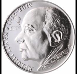 Kamil Lhoták, 200 coroane, argint de 925/1000, Cehia, 2012
