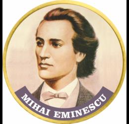 50 cenţi, Mihai Eminescu piese de colecţie