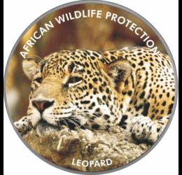 Leopardul, 2000 şilingi, Uganda, 2006