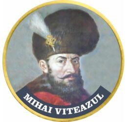 Mihai Viteazul, 50 cenţi, CuNi, UE, 2002-2019